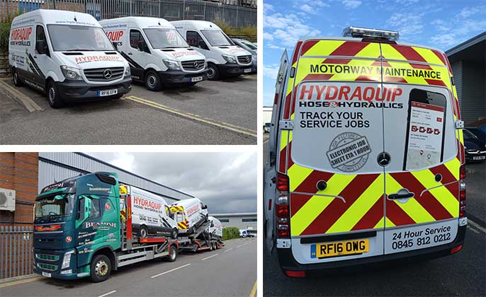 Hydraulic Hose Repairs Dundee