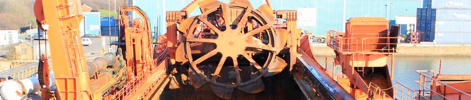 Hydraulic marine engineering