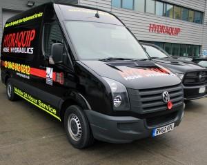 Black HQ Van tw
