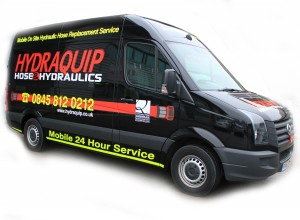 On Site Repair Service Van W