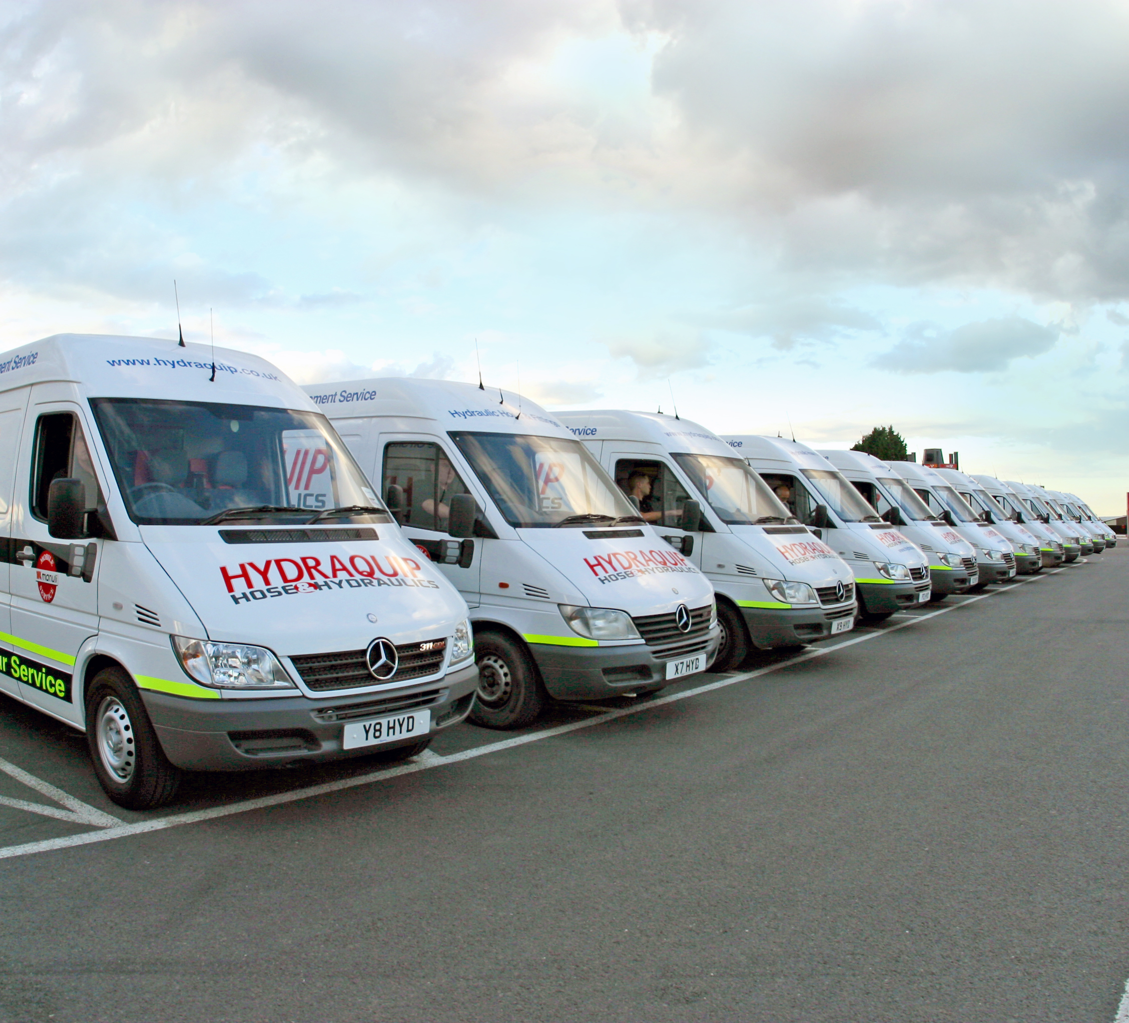 Hydraquip Joins Forces with Ogilvie To Expand Fleet