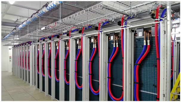 Data Centre Cooling System