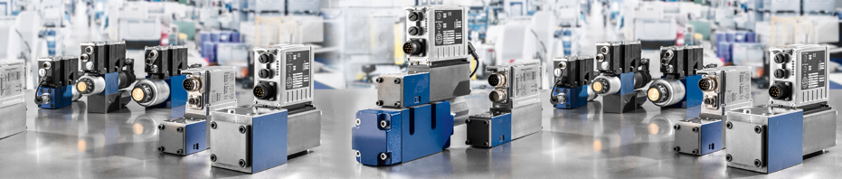 Bosch Rexroth Industrial and mobile hydraulics