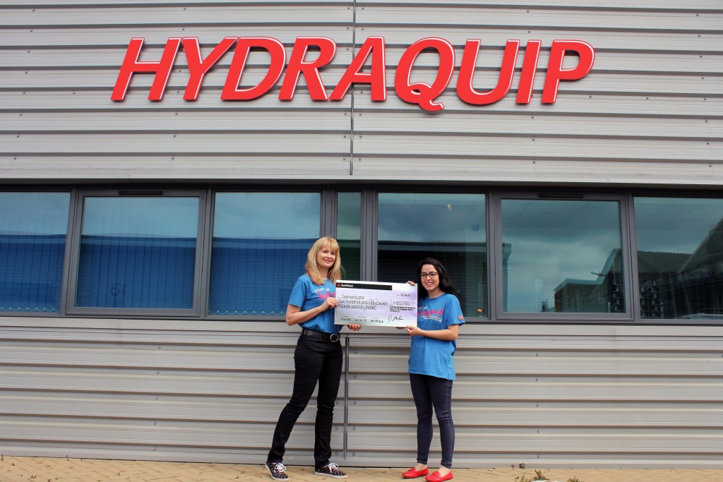 Samaritans Medway Gravesham Swale Hydraquip Hose & Hydraulics 3 Copy