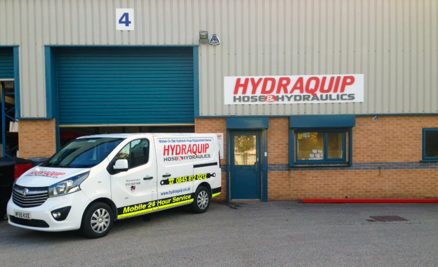 Hydraulic repairs in Widnes