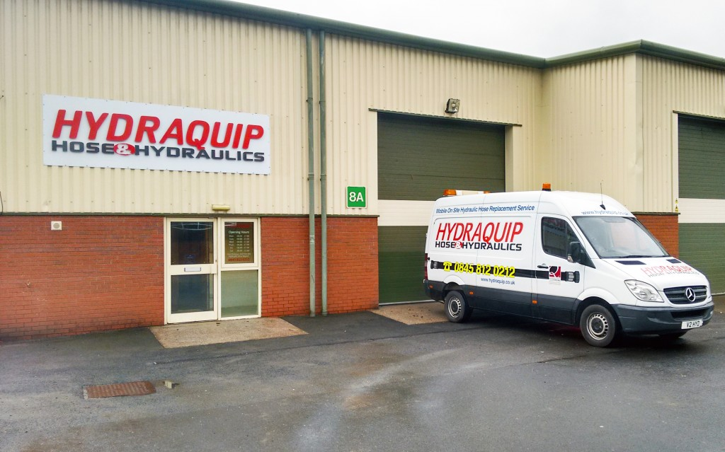 Hydraulics repairs in the Midlands Hydraquip