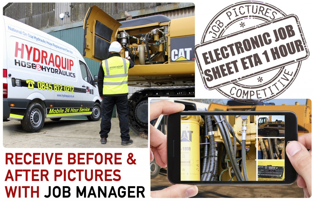 before & after job pictures job manager