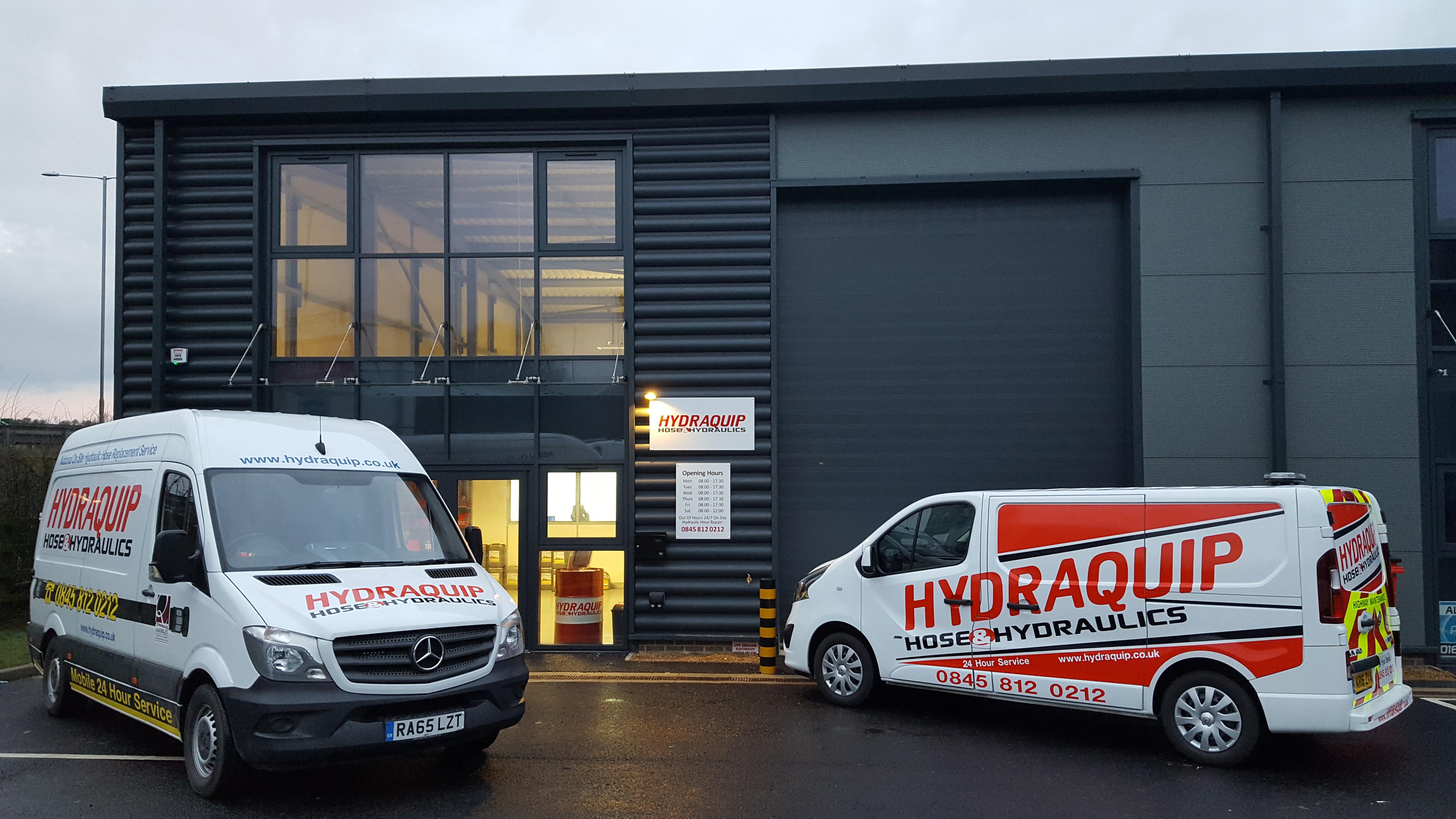 Hydraulic Repairs in Kettering