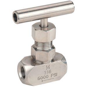 316 Stainless Steel Needle Valves