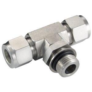 316 Stainless Steel Twin Ferrule Metric Tube Fittings