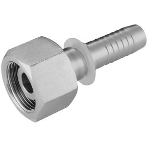 Hydraulic Stainless Steel Adaptors & Hose Fittings