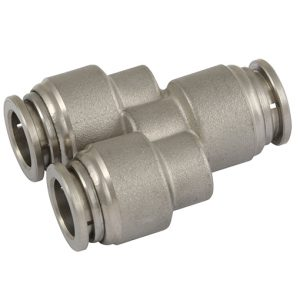 One Touch All Stainless Steel Push-in Fittings