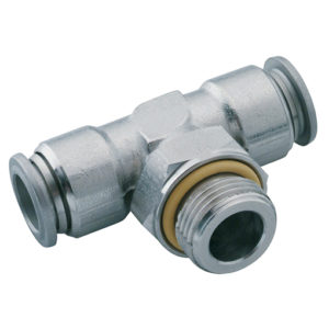 316 Stainless Steel Push-in Fittings
